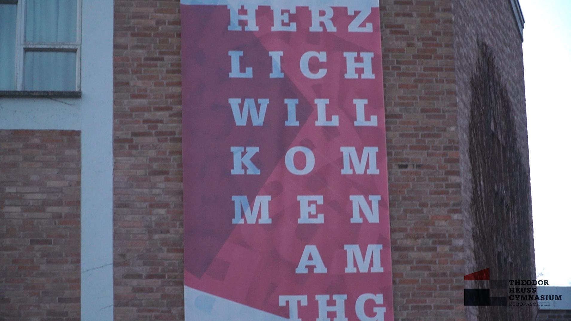 (Ein-)Blick ins Schulleben. Ein THG-Film von Julian Giro und Moritz Eisele